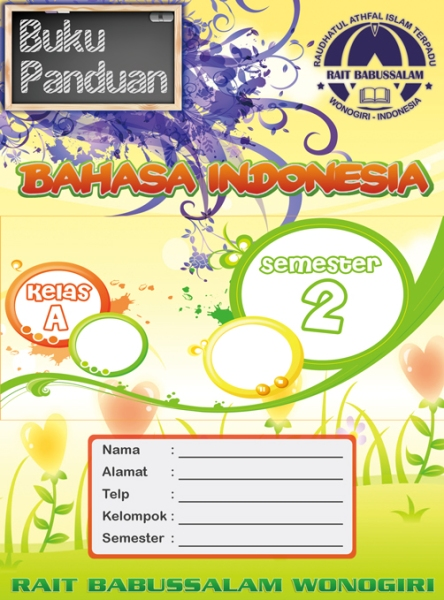 Cover Babussalam - Bahasa Indonesia